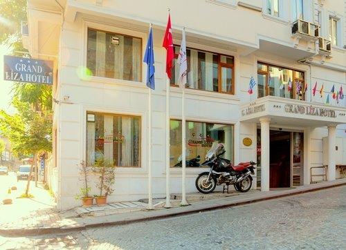 Горящий тур в Grand Liza Hotel 3☆ Турция, Стамбул