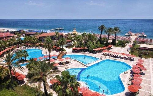 Тур в Akka Alinda Hotel 5☆ Турция, Кемер
