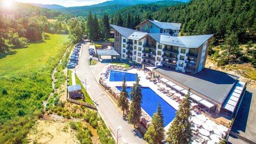 Тур в Arte Spa & Park Hotel 5☆ Болгария, Велинград
