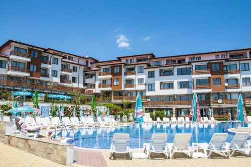 Горящий тур в Gardenia Hills Hotel 3☆ Болгария, Солнечный берег