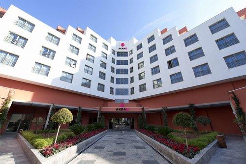 Тур в Akra V Hotel 3☆ Туреччина, Анталія