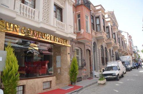 Тур в Sun Comfort Hotel 4☆ Туреччина, Стамбул