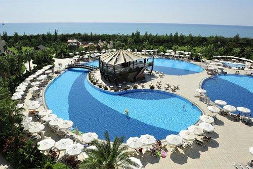 Тур в Amelia Beach Resort Hotel & Spa 5☆ Туреччина, Сіде