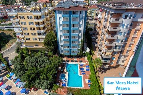 Гарячий тур в Sun Vera Hotel 3☆ Туреччина, Аланія