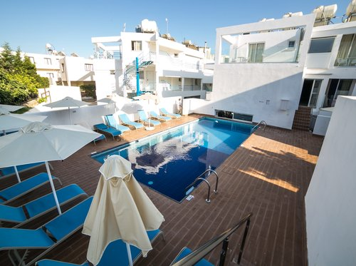 Горящий тур в Flora Maria Hotel 3☆ Кипр, Айя Напа