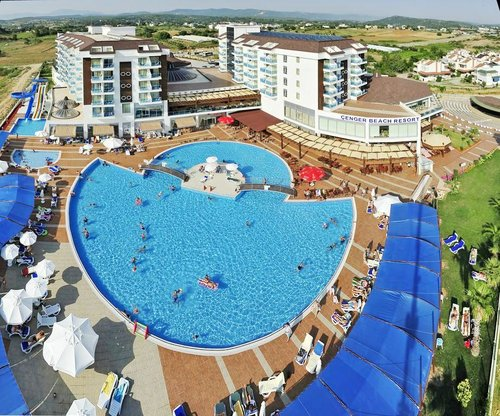 Тур в Cenger Hotel Beach Resort & Spa 5☆ Туреччина, Сіде