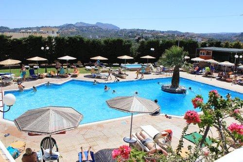 Гарячий тур в Diagoras Hotel 3☆ Греція, о. Родос