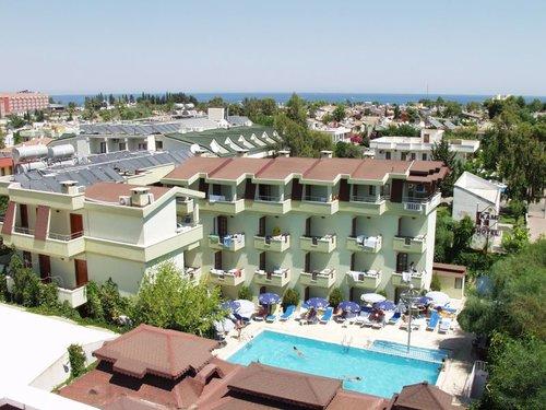 Гарячий тур в Ares City Hotel 3☆ Туреччина, Кемер