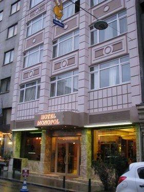 Тур в Monopol Hotel 3☆ Туреччина, Стамбул