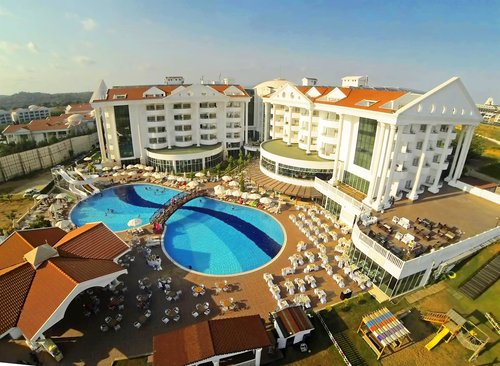 Тур в Roma Beach Resort & Spa 5☆ Турция, Сиде