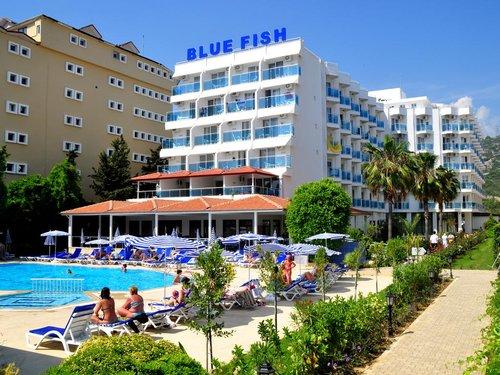 Тур в Blue Fish Hotel 4☆ Турция, Алания
