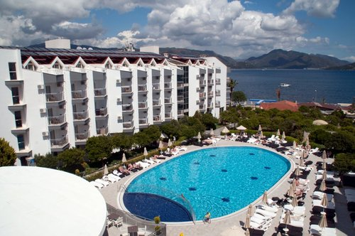 Тур в Luna Beach Deluxe Hotel 5☆ Турция, Мармарис