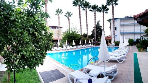 Тур в Kylo Garden Hotel By Julitat 3☆ Турция, Кемер
