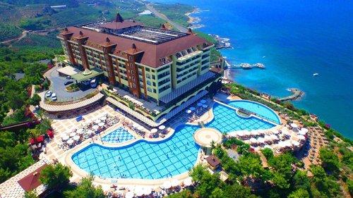 Тур в Utopia World 5☆ Турция, Алания
