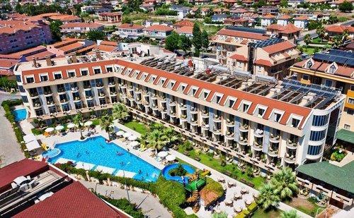 Тур в Camyuva Beach Hotel 4☆ Турция, Кемер