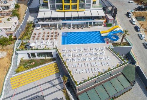 Тур в Campus Hill Hotel 5☆ Туреччина, Аланія