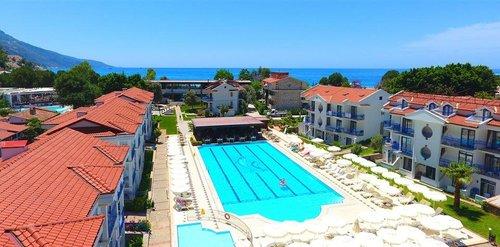Тур в Belcekum Beach Hotel 3☆ Туреччина, Фетхіє
