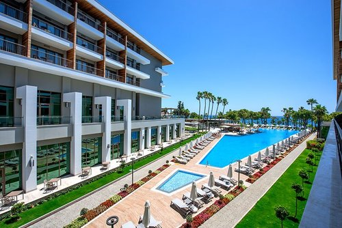 Тур в Acanthus Cennet Barut Collection 5☆ Туреччина, Сіде