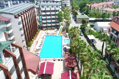 Тур в Club Tess Hotel 4☆ Турция, Алания