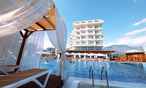Тур в Sey Beach Hotel & Spa 4☆ Туреччина, Аланія