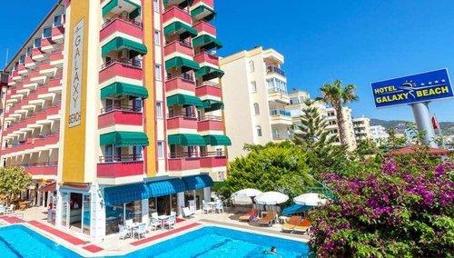 Тур в Galaxy Beach Hotel 4☆ Турция, Алания
