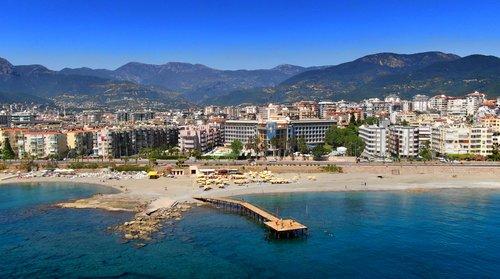 Тур в Grand Kaptan Hotel 5☆ Туреччина, Аланія