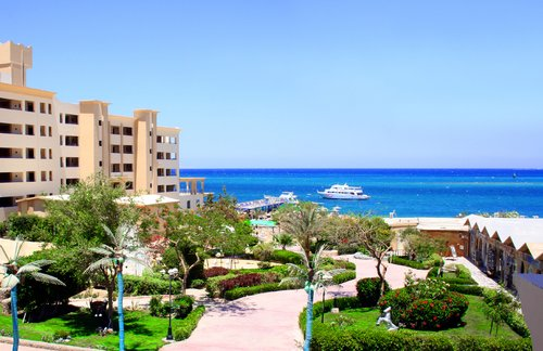 Тур в King Tut Aqua Park Beach Resort 4☆ Єгипет, Хургада