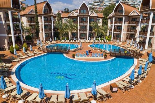 Тур в Quattro Family Club Dem Hotel 5+☆ Турция, Алания