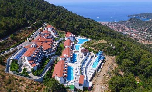 Тур в Garcia Resort & Spa 5☆ Турция, Фетхие