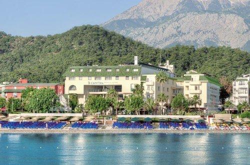 Тур в L'ancora Beach Hotel 4☆ Туреччина, Кемер