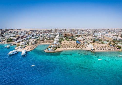 Тур в Sea Gull Beach Resort 4☆ Египет, Хургада