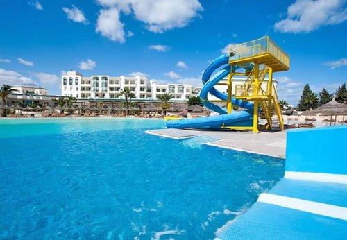 Тур в Palmyra Aqua Park El Kantaoui 3☆ Тунис, Порт Эль Кантауи