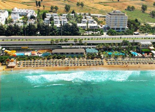 Тур в Antik Garden Hotel 4☆ Турция, Алания
