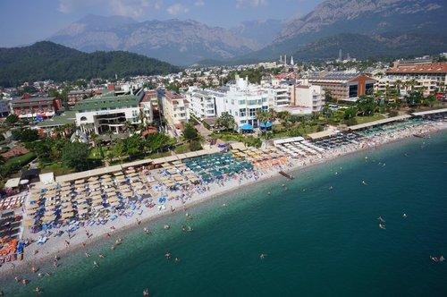 Горящий тур в Miranda Moral Beach 3☆ Турция, Кемер