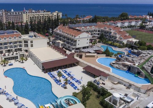 Тур в Kemer Dream Hotel 4☆ Турция, Кемер