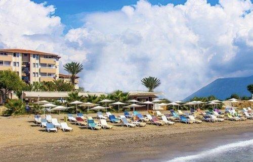 Тур в Saritas Hotel 4☆ Туреччина, Аланія