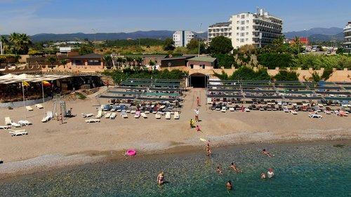 Горящий тур в Asrin Beach Hotel 4☆ Турция, Алания