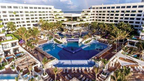 Тур в Now Emerald Cancun Resort & Spa 5☆ Мексика, Канкун