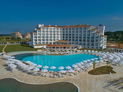 Тур в Sunrise Blue Magic Resort 4☆ Болгария, Обзор