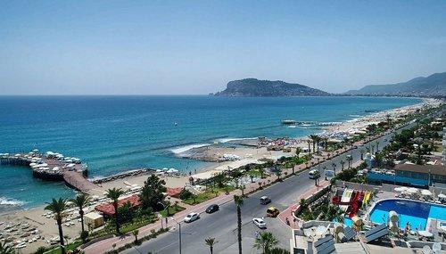 Тур в Grand Bayar Beach Hotel 4☆ Турция, Алания