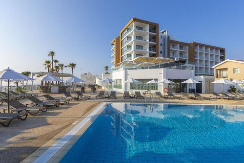 Тур в Leonardo Crystal Cove Hotel & Spa by the Sea 4☆ Кіпр, Протарас