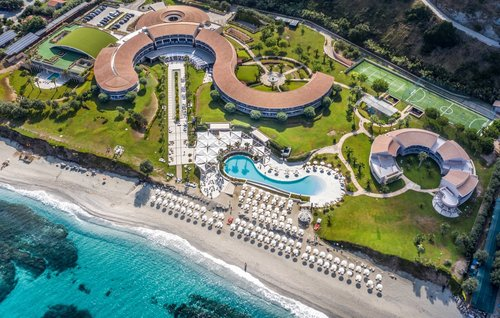 Тур в Capovaticano Resort Thalasso & SPA MGallery by Sofitel 4☆ Италия, Калабрия