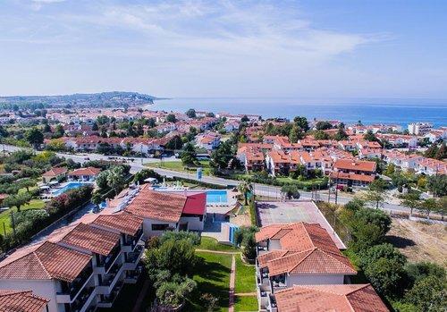 Тур в Bomo Bellagio Hotel 3☆ Греция, Халкидики – Кассандра