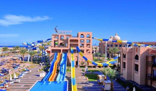 Тур в Albatros Aqua Blu Resort Hurghada 4☆ Єгипет, Хургада