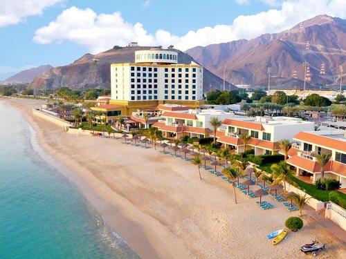 Гарячий тур в Oceanic Khorfakkan Resort & Spa 4☆ ОАЕ, Корфаккан