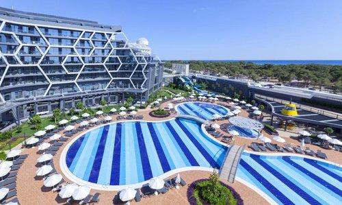 Тур в Bosphorus Sorgun Hotel 5☆ Туреччина, Сіде