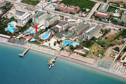 Тур в Lims Bona Dea Beach Hotel 4☆ Турция, Кемер