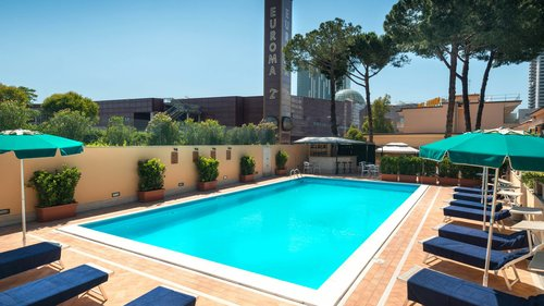Горящий тур в Cristoforo Colombo Hotel 4☆ Италия, Рим