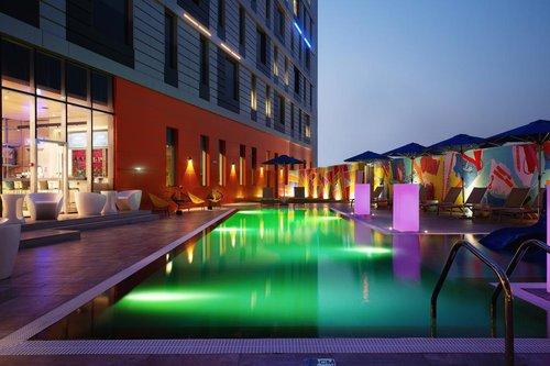 Тур в Aloft Dubai South 4☆ ОАЕ, Дубай