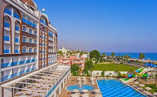 Тур в Club Hotel Ruza 5☆ Турция, Алания